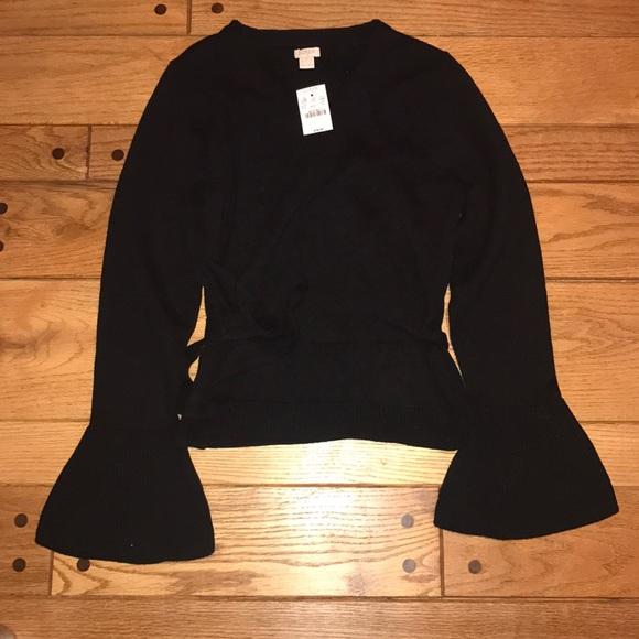 J. Crew Sweaters - J.Crew Wrap Sweater
